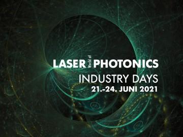 LASER WoP Industrie Days 2021